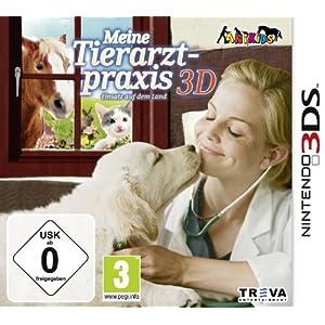 Meine Tierarztpraxis 3D – Einsatz auf dem Land – [Nintendo 3DS]