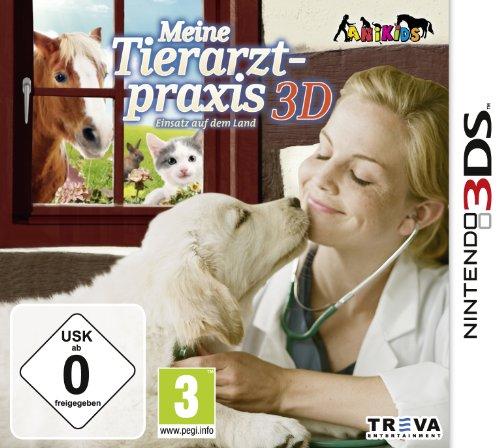 Meine Tierarztpraxis 3D - Einsatz auf dem Land - [Nintendo 3DS]