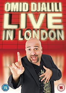 Omid Djalili: Live In London [DVD]