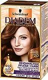 Diadem Seiden-Color-Creme 720 Kastanie Satin Bronze, 3er Pack (3 x 142 ml)