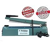 Pack Plus Hand Sealing Machine 12 Inch Aluminium Body With 6 MM Sealing Width Heavy Duty