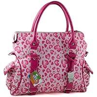 Yippydada Amore Baby Changing Bag (Pink)
