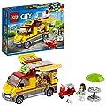 LEGO City - Le camion pizza - 60150 - Jeu de Construction