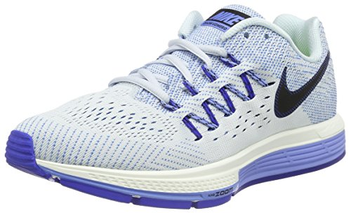 Nike Women's Air Zoom Vomero 10 Blue Tint, Racer Blue, Chalk Blue and Black Running Shoes - 7 UK/India (41 EU)(8 US)  available at amazon for Rs.9746