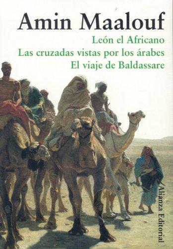 Portada del libro Estuche - Maalouf Esencial (El Libro De Bolsillo - Estuches)