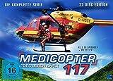 Medicopter 117 - Jedes Leben zählt - Limitierte Gesamtedition (alle 81 Épisoden + Pilotfilm) [27 DVDs]
