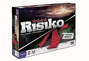 Hasbro – Parker 45086100 – Risiko Deluxe