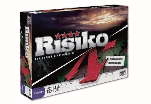 Preisvergleich Produktbild Hasbro - Parker 45086100 - Risiko Deluxe