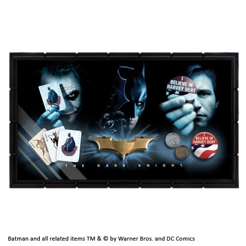 Noble Collection The Dark Knight Prop Set