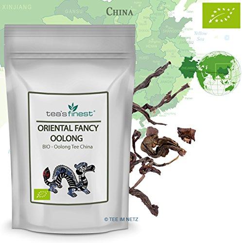 Oriental Fancy Oolong – BIO – 250 Gramm