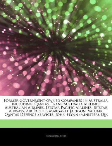 articles-on-former-government-owned-companies-in-australia-including-qantas-trans-australia-airlines