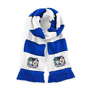 Retro Brighton & Hove Albion Traditional Football Scarf Embroidered Logo