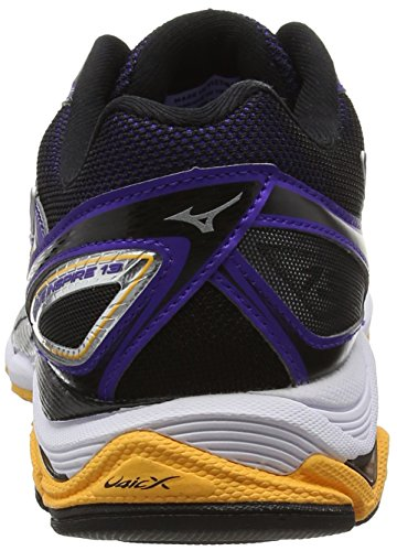 Mizuno Wave Inspire 13 (W), Scarpe Running Donna, 36 EU Viola (Liberty/Orange Pop/White)
