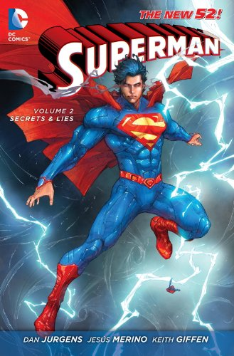 Superman Volume 2: Secrets & Lies HC (The New 52) (Superman New 52)