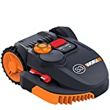 WORX WR110MI 20 V S700 'Landroid' Wi-Fi Enabled Robotic Mower - Black