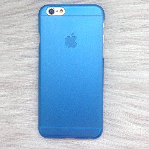 Coque iPhone 6/6S , iNenk® Créatrice de mode téléphone Shell marée Etui PC couverture mince dépoli Potective manche mode matière housse mignon-rouge Blanc