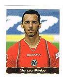 No.270 Sergio Pinto - Hannover 96 - Bundesliga Fussball 2007/2008 - Panini