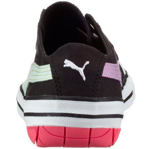 Puma 917 Lo Fun Pack 350089, Unisex - Erwachsene Sneaker Schwarz (Charlock-Bay03)