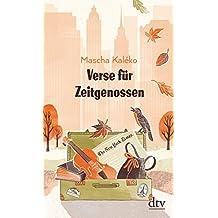 Verse für Zeitgenossen: Gedichte