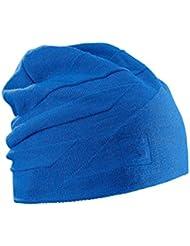 Salomon Eagle Beanie - Gorro para hombre, color azul, talla OSFA