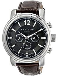 Akribos AK734SSBR - Reloj para hombres