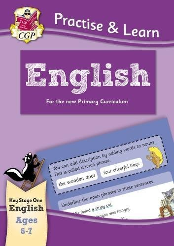 New Curriculum Practise & Learn: English for Ages 6-7