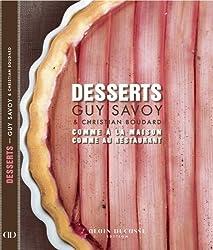 Desserts - comme à la maison, comme au restaurant