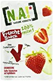 Nature Addicts Frucht Snack Erdbeere, 1er Pack (10 x 35 g) (Bild: Amazon.de)