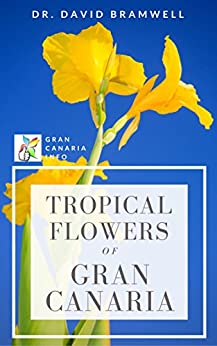 Tropical Flowers Of Gran Canaria: Guide to the tropical and exotic flowers and plants of Gran Canaria's gardens and parks by [Bramwell, David]