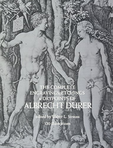 The Complete Engravings, Etchings and Drypoints  of  Albrecht Dürer. (Dover Fine Art, History of Art)
