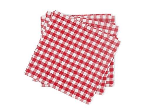 soleil-docre-838657-vichy-lot-de-3-serviettes-coton-rouge-45-x-45-cm