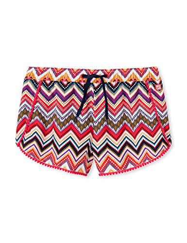 Schiesser Mädchen Aqua Beach-Shorts Badeshorts, Mehrfarbig (Multicolor 1 904), Herstellergröße: 164