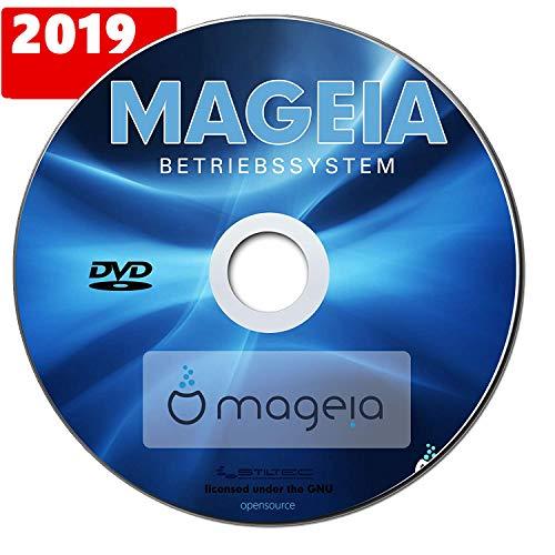 Betriebssystem MAGEIA für PC & Notebook NEU auf DVD 32 oder 64 Bit !PREMIUM