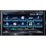 JVC KW-AV71BTE - Reproductor de DVD para el panel de instrumentos de coche, negro