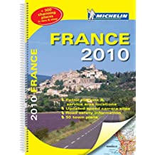 France 2010 - atlas (A3-Spiral) (Michelin Tourist and Motoring Atlases)