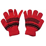 DCS (15)Woolen Hand Gloves For Kids(Red)...