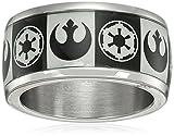 Star Wars Jewelry 316L Acero Inoxidable