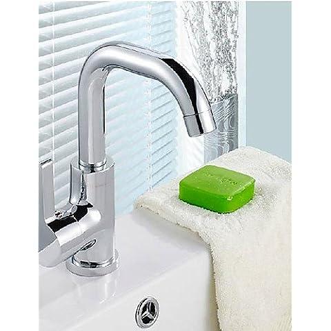 septvl uso General nuevo moderno sola manija grifo Bar con cuello de cisne caño giratorio baño grifo fregadero grifos