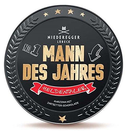 Niederegger Marzipan-Heldentaler Mann des Jahres