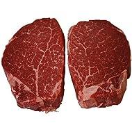 Wagyu Fillet Steaks, Frozen, BMS 6-8, 2 x 175g