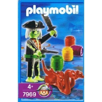 Playmobil Geisterpirat mit Würfelspiel 7969 NEU/OVP
