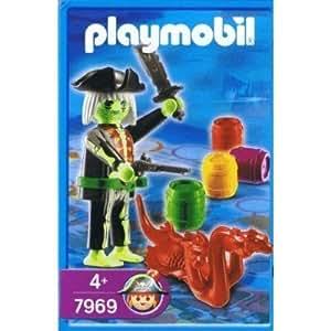 Playmobil pirate fantome 7969 en boite jeux et - Playmobil pirate fantome ...