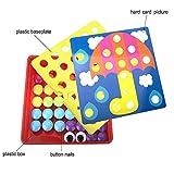 NextX Steckspiel Pädagogische Bausteine Sets Steckspielzeug Lernspielzeug Geschenke für Kinder hergestellt von NextX