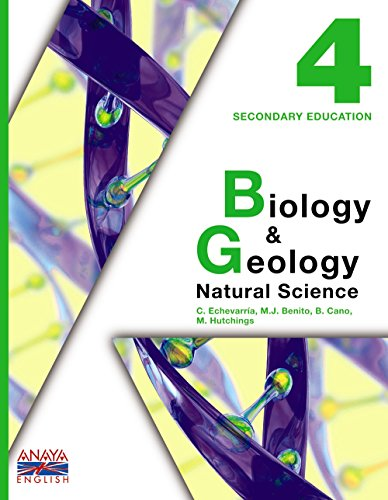 Biology & Geology 4. - 9788467824148