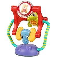 Peradix Actividad Sonajero Trona Sonajero Juguete para Bebé
