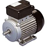 Elektromotor MEC 80 -1,5 KW 230 V 19mm Wellendurch.