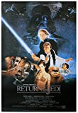 Star Wars Poster Return of the Jedi Style B
