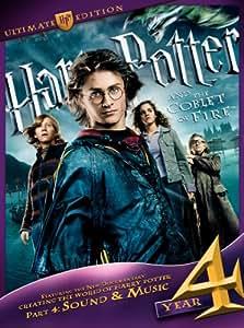 Harry Potter & Goblet of Fire [DVD] [Region 1] [US Import] [NTSC]