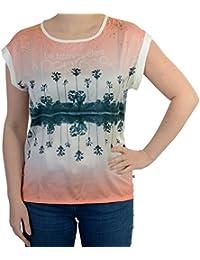 Camisa Con El Tiempo De Las Cerezas Icepalm Helado