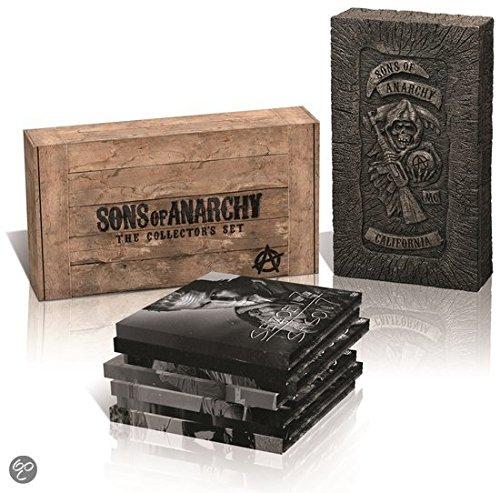Sons of Anarchy - Coffret l 'Integrale - Saisons 1 à 7 (30 DVD)